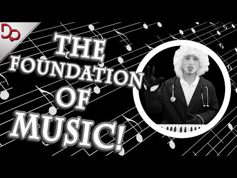 FIBONACCI NUMBERS IN MUSIC!!! ~ WITH DOC BACH