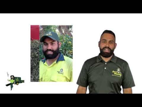 Meet Jerry who is a Jim's Mowing franchise owner | www.jims.net | 131 546