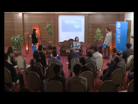 """UN Information Office Presents the Second """"Open House Show"""""""