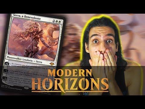 Wizards anuncia nova coleção com cards inéditos: Modern Horizons | Notícias