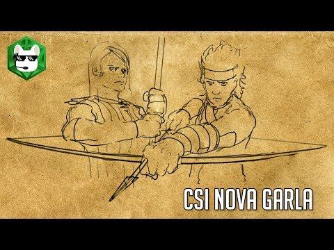 JOGANDO RPG - Cap. 03: CSI Nova Garla