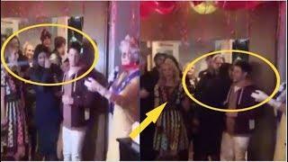 WATCH | Priyanka Chopra Enjoys With Paris Hilton and Husband Nick Jonas at Sophie Turner Birthday