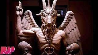 Satanists Want To Build This Statue Of Satan On The Capitol