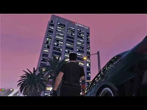 E167 MOVING CEO OFFICES FULL WALKTHROUGH MAZE TO LOMBANK WEST! - Let's Play GTA 5 Online PC 60fps HD