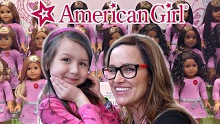 How to get an American Girl Doll Experience - Mattel New York City 2016 Toy Fair