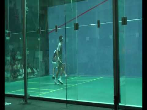 British Open 2009 - Nick Matthew vs Daryl Selby