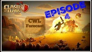 Clash of Clans CWL Forecast Episode 4 (Season 2, Week 5)