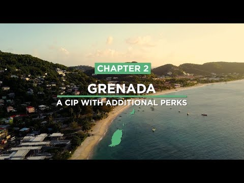 Caribbean Citizenship by Investment 2/5 - Grenada