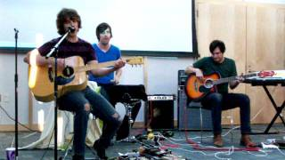 "Sisters Of Your Sunshine Vapor - ""Live In My Mind"" - Ferndale Public Library - July 8, 2011"