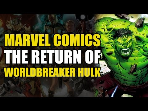 The Return of Worldbreaker Hulk (World War Hulks Vol 2: Rage)