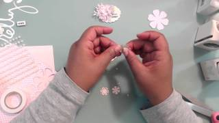 Embellishment {short} Tutorial Series - {Day 5} Use your Punches