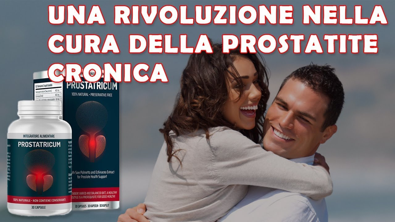 gli integratori per la prostata portare ad una erezione debole