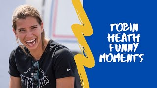 Tobin Heath Funny Moments