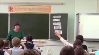 Урок геометрии в 7-ом классе по теме