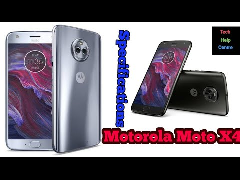 Motorola Moto X4   -  From Budget To Midrange Smartphone !    | Tech Help Centre |