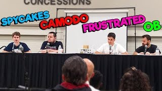 I Met OB, Spycakes, and The Frustrated Gamer IRL! - Retropalooza Camodo Gaming Vlog