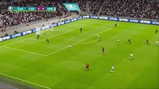 Repubblica Ceca vs Inghilterra tutti i gol e gli Highlights Euro 2020 ps