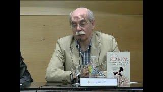 """Presentación del libro de Pío Moa """"Falacias de la izquierda, silencios de la derecha"""""""