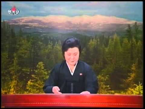 "KCNA Special on the Death of ""Dear Leader"" Kim Jong-Il Pt. 1"