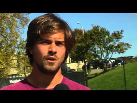 Student Athlete Q&A: Joao Monteiro