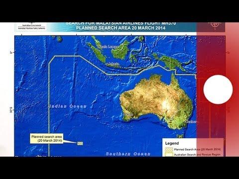 Vol MH370 disparu : des débris dans l'Océan Indien ? (conférence de presse enregistrée)