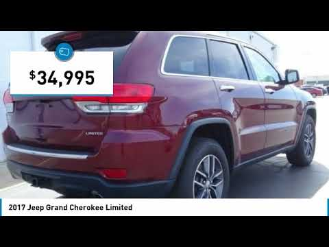 2017 Jeep Grand Cherokee Fayetteville NC, Fort Bragg NC, P779065