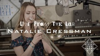 "LIVE FROM THE LAB - Natalie Cressman & Mike Bono - ""I Look To You"""