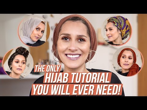 The ONLY Hijab Tutorial you NEED!
