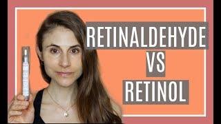 RETINALDEHYDE VS RETINOL FOR ANTI-AGING| DR DRAY