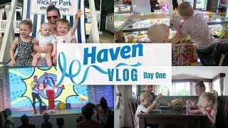 HAVEN HOLIDAYS VLOG, ROCKLEY PARK | DAY ONE