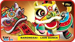 barongsai imlek 2017 lion dance tri pusaka solo gong xi fa cai akrobatik di atas bangku tori airin
