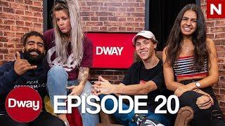 DWAY - EPISODE 20   Norske Youtubere lager underholdning etter skoletid