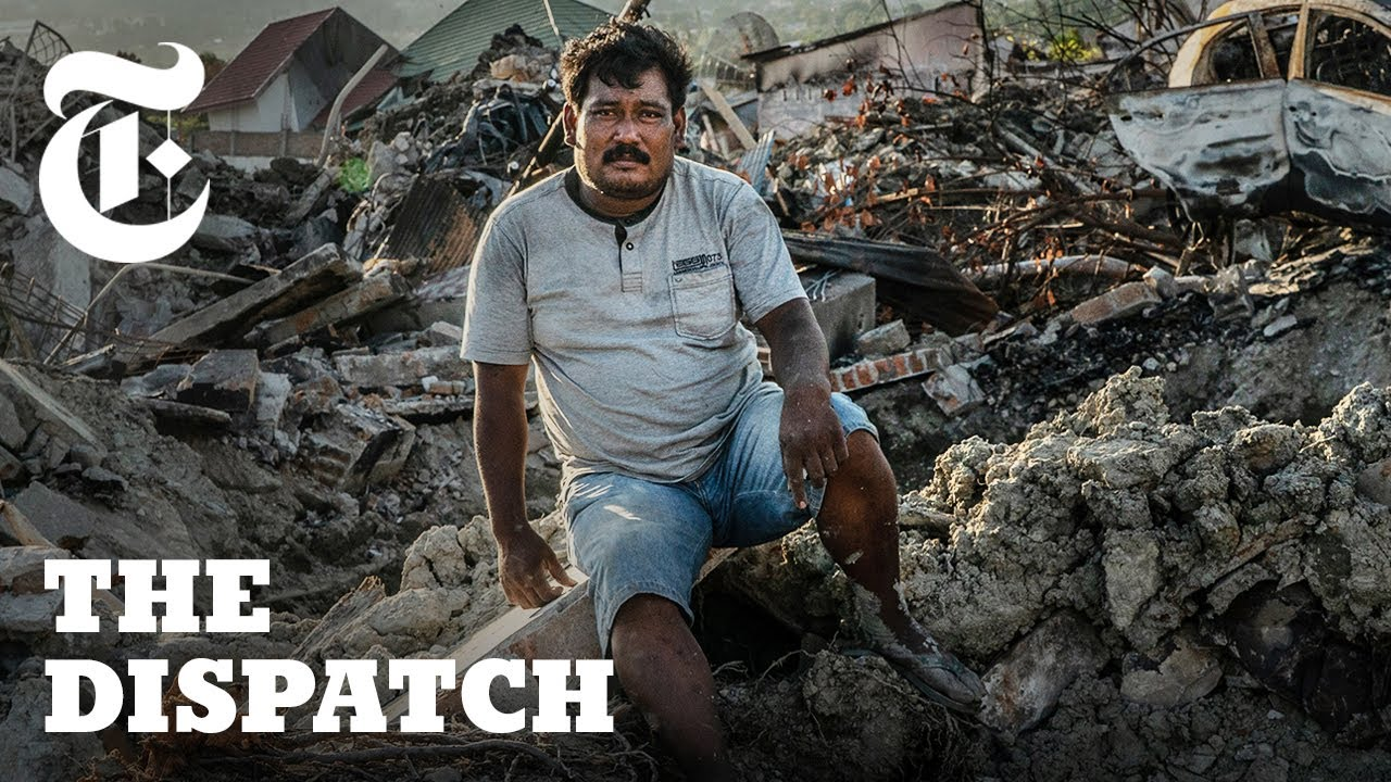 searching-for-the-dead-after-indonesia-s-tsunami-dispatches
