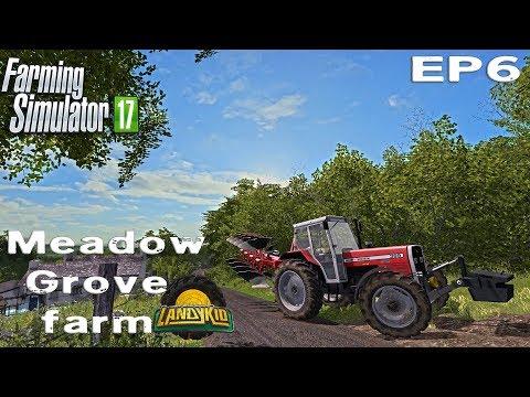 Farming Simulator 17   Meadow Grove   EP6