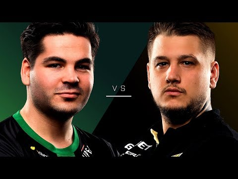 CS:GO - Heroic vs. Natus Vincere [Mirage] Map 3 - ESL Pro Le