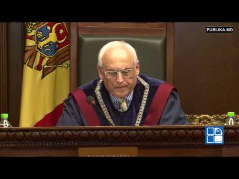 Referendumul lui Igor Dodon RESPINS de Curtea Constituțională la toate cele 4 întrebări