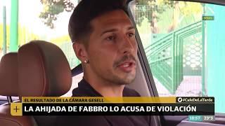 La ahijada de Fabbro lo acusa de violación - Café de la Tarde