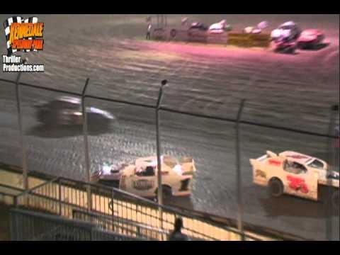 Kennedale Speedway Park 4-9-11 Highlights