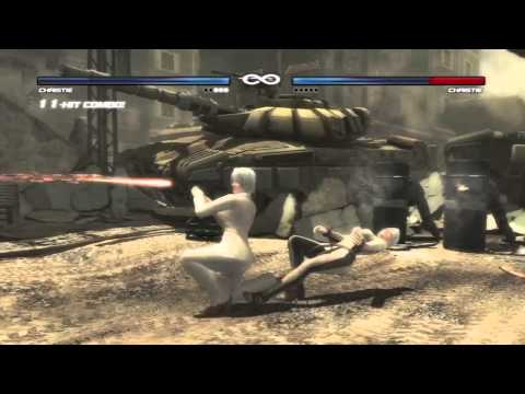 Christie Exhibition - DOA5 E3 2012