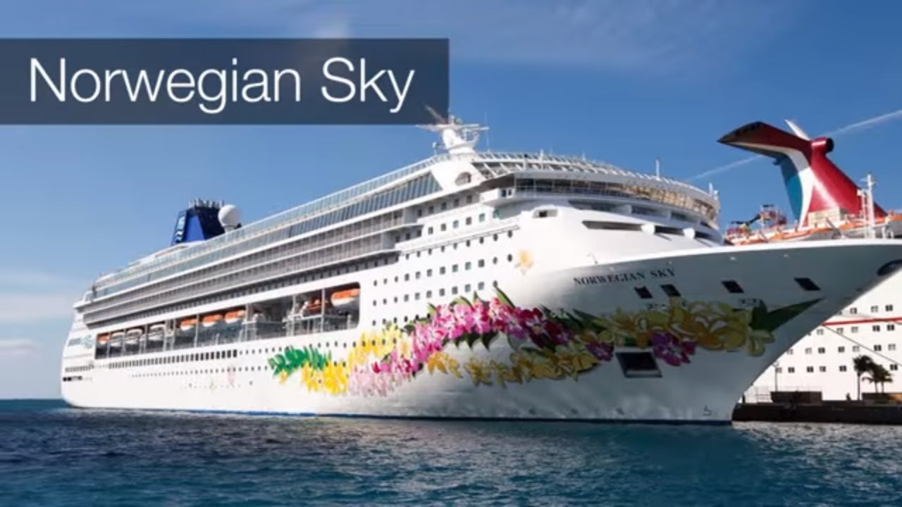 Norwegian Cruise Sky