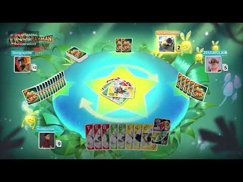 Uno Gamplay Pt1 With Stingray, Spilax And ZeusMclain