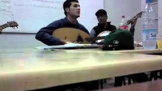 Hbibna Billel Alias Chikh el-bouni - Ya mahela leryam (Répétition, 02-05-2013)