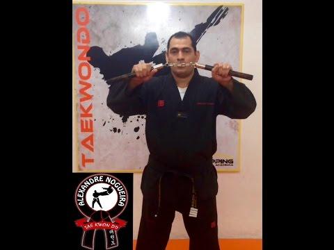 Muchaco básico #Taekwondo - Equipe Alexandre Nogueira - Fortaleza-Ceará #CTalexandrenogueira