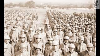 Каски первой мировой войны.