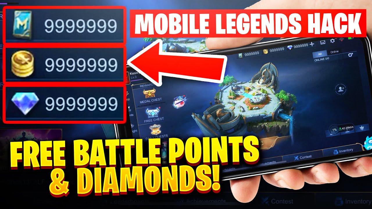 Mobile Legends Bang Bang Mod Apk Download Unlimited Money Gems