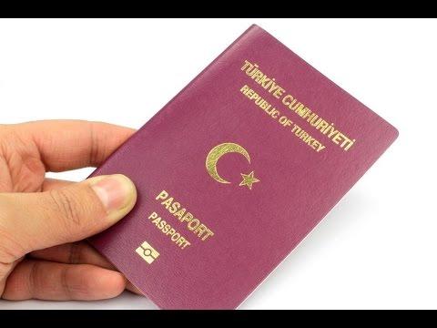 Как оформить загранпаспорт ребенку, рожденному в Турции