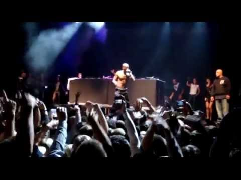 DMX - X Gon' Give It To Ya. LIVE IN MOSCOW 2014