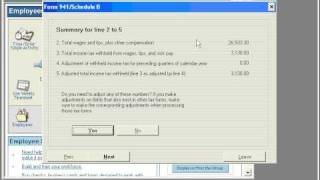 9.3-3 QuickBooks and The Form 941