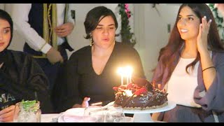 How Dubai girls celebrate their birthday !