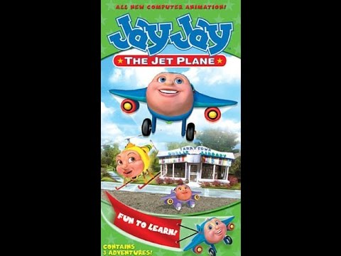 Opening To Jay Jay The Jet Plane Fun To Learn 2002 Vhs Youtube